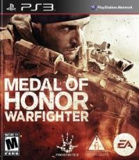 Medal of Honor: Warfighter Box Art