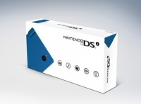 Nintendo DSi Matte Blue [NA] Box Art