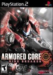Armored Core: Nine Breaker Box Art