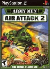 Army Men: Air Attack 2 Box Art
