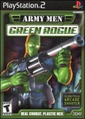 Army Men: Green Rogue Box Art