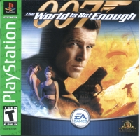 007: The World Is Not Enough - Greatest Hits Box Art