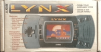 Atari Lynx (Model II) [NA] Box Art