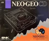 Neo Geo CD [JP] Box Art