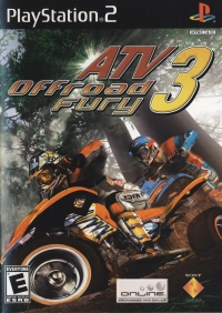 ATV Offroad Fury 3 Box Art