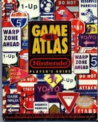 NES Game Atlas - Nintendo Player's Guide Box Art