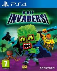 8-Bit Invaders! Box Art