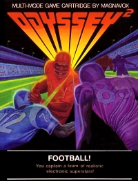 Football! Box Art