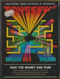 Take the Money and Run! Box Art
