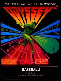 Baseball! Box Art