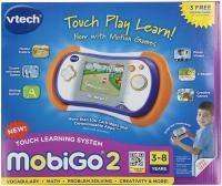 VTech MobiGo 2 - Blue Box Art