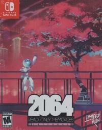 2064: Read Only Memories Integral (box) Box Art