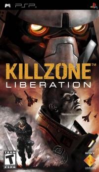 Killzone: Liberation Box Art