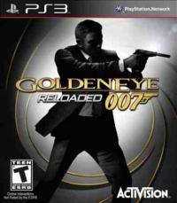 GoldenEye 007: Reloaded Box Art