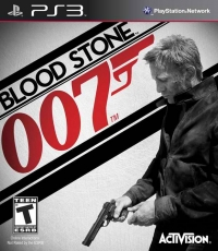007: Blood Stone Box Art