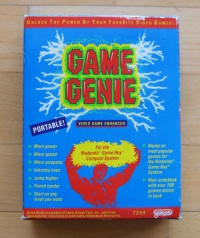 Game Genie - Gameboy [NA] Box Art