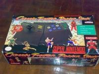 Capcom Fighter Power Stick Box Art