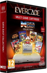 Data East Collection 1 Box Art