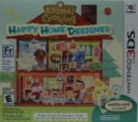 Animal Crossing: Happy Home Designer [CA] Box Art