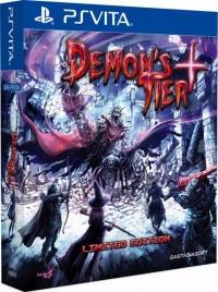 Demon's Tier+ - Limited Edition Box Art