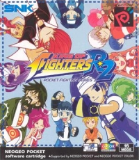 King of Fighters R-2 Box Art
