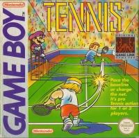 Tennis Box Art