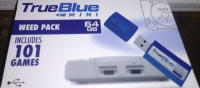 True Blue Mini - Weed Pack Box Art
