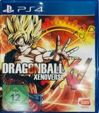 Dragon Ball Xenoverse [DE] Box Art