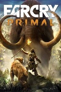 Far Cry Primal Box Art