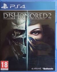 Dishonored 2 Box Art