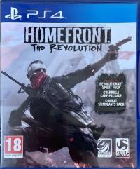 Homefront: The Revolution Box Art