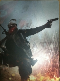 Homefront: The Revolution - Steel Book Edition Box Art