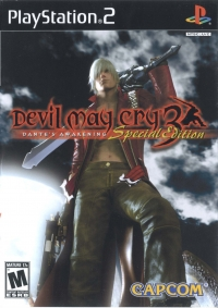 Devil May Cry 3: Dante's Awakening - Special Edition Box Art
