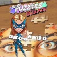 #womenUp, Super Puzzles Dream Box Art
