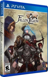 Fallen Legion: Flames of Rebellion Box Art