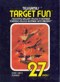 Target Fun (Sears Text Label red) Box Art