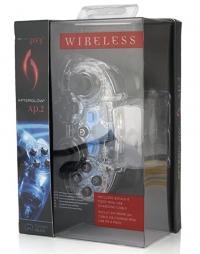 PDP Afterglow AP.2 Wireless Controller (blue) Box Art