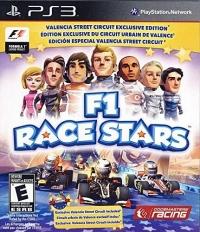 F1 Race Stars - Valencia Street Circuit Exclusive Edition Box Art