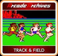 Arcade Archives Track & Field Box Art