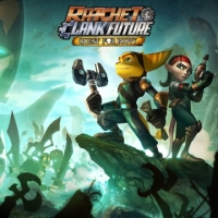 Ratchet & Clank Future: Quest for Booty Box Art