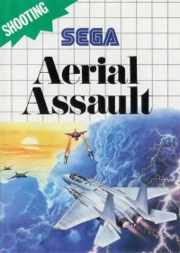 Aerial Assault Box Art