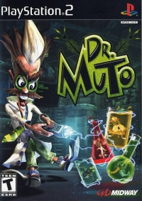 Dr. Muto Box Art