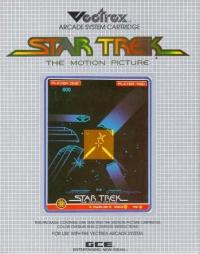 Star Trek the Motion Picture Box Art
