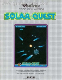 Solar Quest Box Art