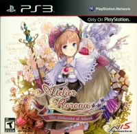 Atelier Rorona: The Alchemist of Arland - Limited Edition Box Art