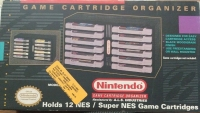 A.L.S. Industries NES/Super NES Game Cartridge Organizer Box Art