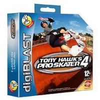 Tony Hawk's Pro Skater 4 Box Art
