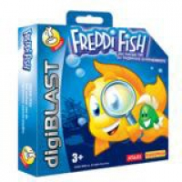 Freddi Fish and the Case of the Missing Kelp Seeds Box Art