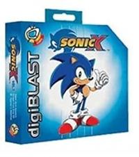 Sonic X Box Art
