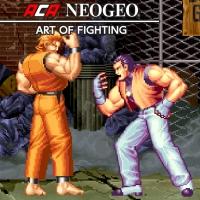 ACA NeoGeo: Art of Fighting Box Art
